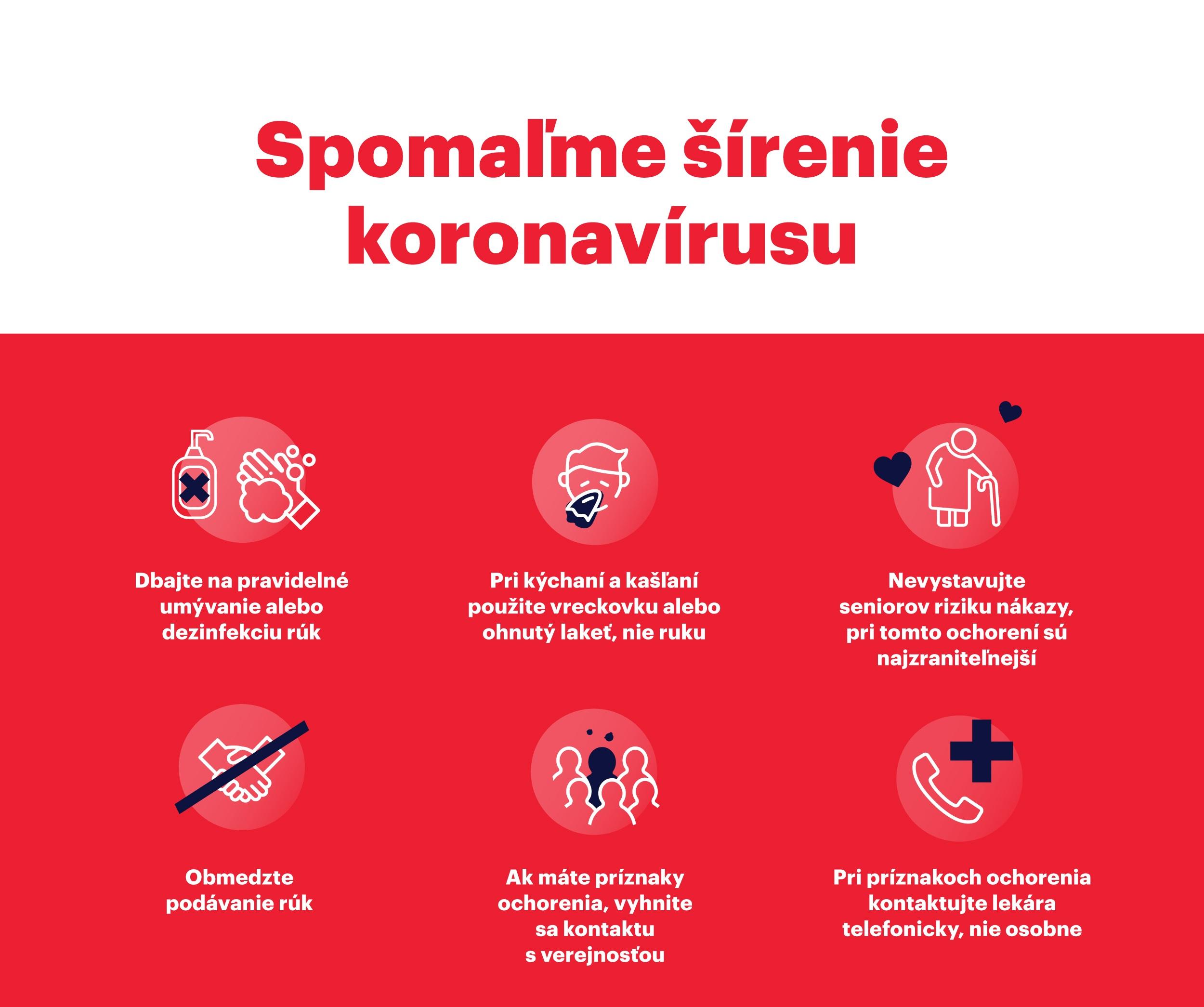 Bratislava | Informácie a odporúčania k novému koronavírusu a ...
