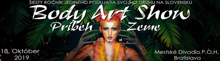 Bratislava Body Art Show